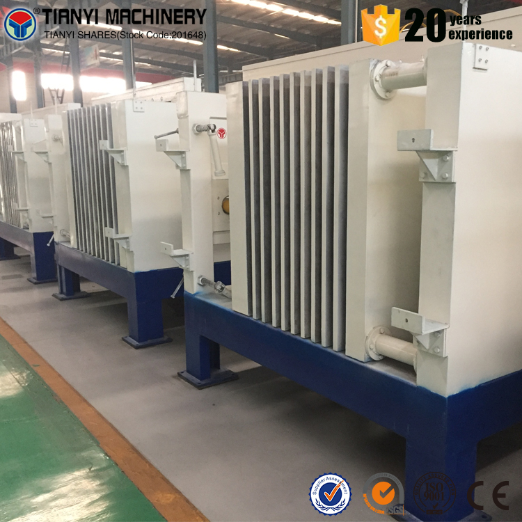 TIANYI precast concrete machine for making lightweight wall panel