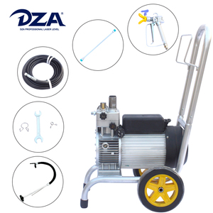 P19 Diaphragm Pump Airless Paint Sprayers Electric Spray Painting Machine