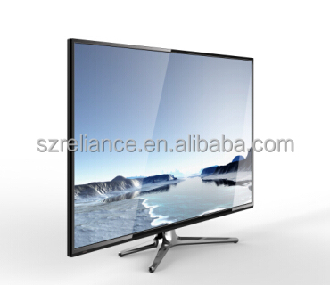 Supper narrow bezel 55-Inch 1080p 60 Hz LED HDTV China Factory