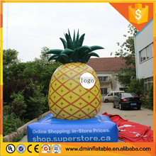 Artificial inflatable fruit pineapple fordecoration C-337