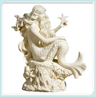 Resin mermaid wholesale decorative items