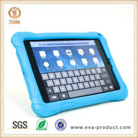 New rugged EVA Kickstand hard case back cover for ipad mini
