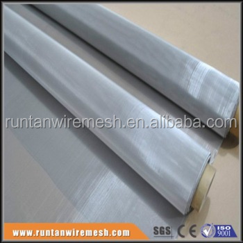 Stainless Steel Mesh Screen Roll(20 years factory)