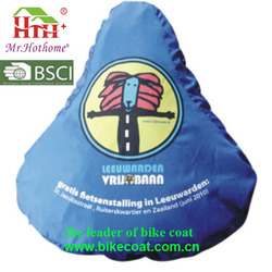 Designer Custom Bicycle Saddle Cover