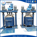Adhesive glue high viscosity chemical mixing equipment