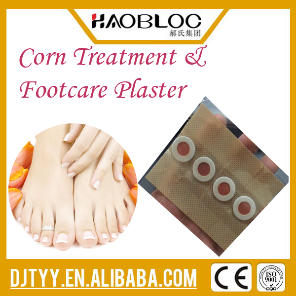 2016 Top Level Corn Removal Plaster, Alibaba Express Chinese Medical Transdermal