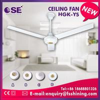 Best selling ac sunny ceiling fan 5-speed wall-mounted regulator with patent