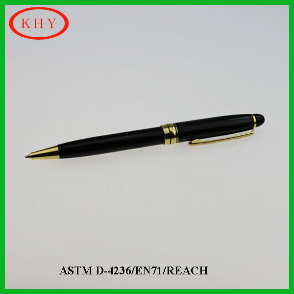 Promotion durable and elegant metal ballpoint pen