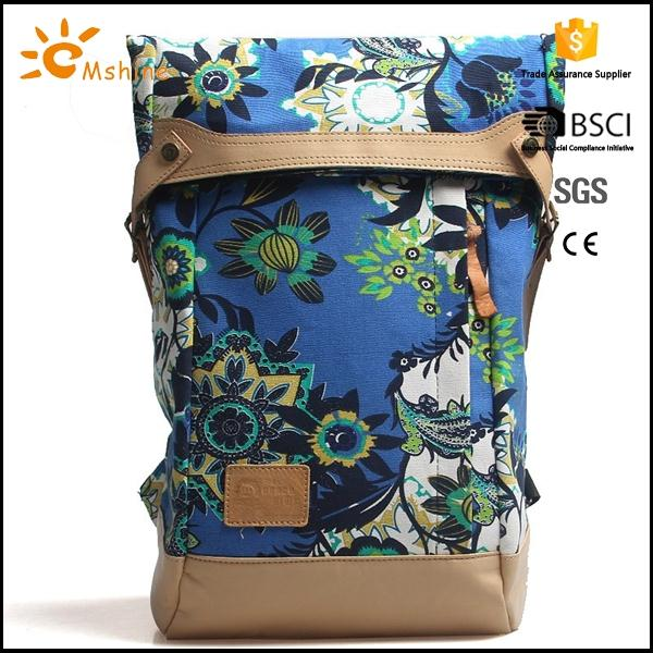 2016 Hot popular latest material 2014 fashion hottest high quality wild casual shoulder bag school backpack