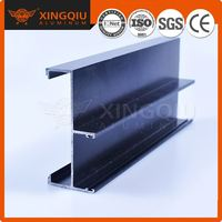 Picture frame aluminum alloy window and door profile manufacturer