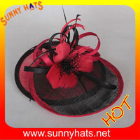 Hot sale hair clip mini top hat