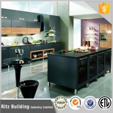 Guangdong Modern Kitchen Cabinets price competitive for resell