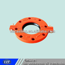 square tube clamp for pipe fitting