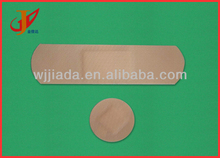 medical first aid round wound adhesive plaster