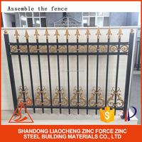 New product decorative garden fence fencing