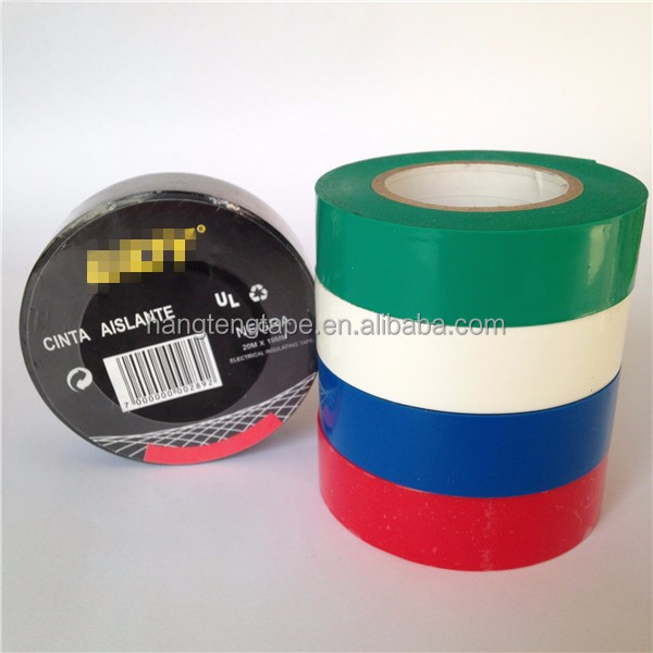 Industrial Grade Acrylic Adhesive Single Sided PVC Insulating Tapes