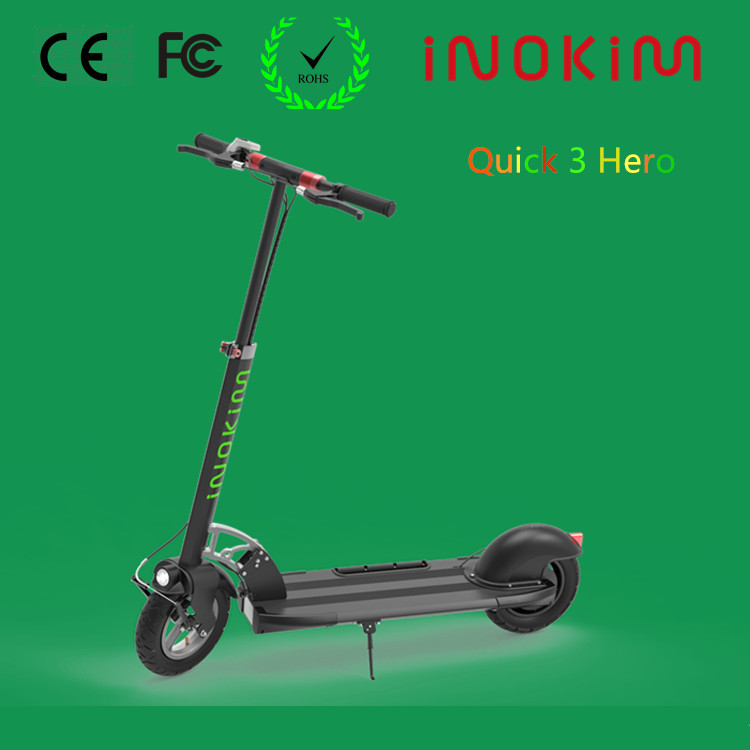 Famous Brand INOKIM Easy Operation Multi Colors Aluminum Folding classic electric scooter