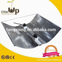 double ended bat wing reflector/ metal halide hydroponics reflector/ double ended de socket for wing reflector