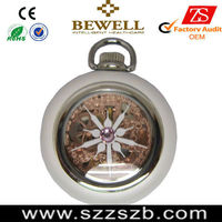 2013 fashion watches automatic movement with wooden case