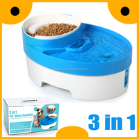 New Arrival ABS 3 in 1 Pew Water Fountain