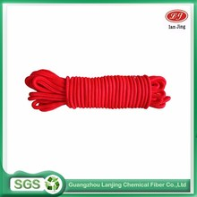 pp material round shape jewelry ropes