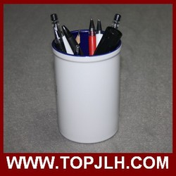 High Quality Blank Sublimation pen container