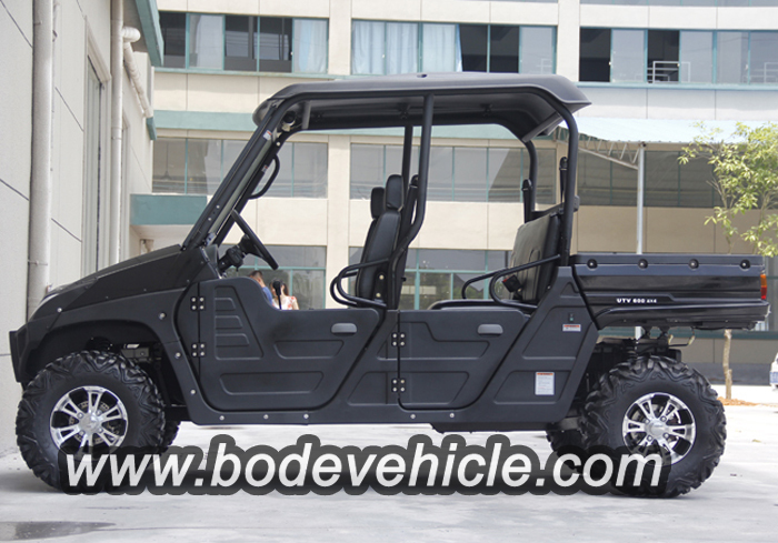 New EEC 600CC 4x4 UTV with 4 Seats(MC-183)