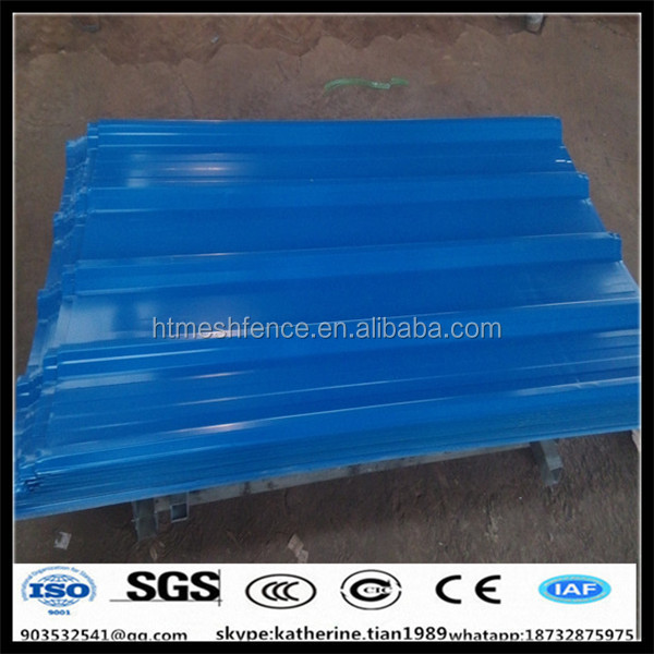 2000x2160mm U-profile 50-30-50mm colorbond panel fence factory