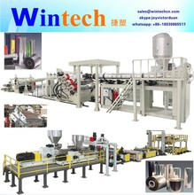 Single-layer/Multi-layer PVC PET PP PS Sheet Plastic Extruder/plastic sheet extrusion line