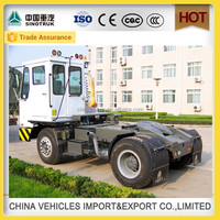 SINOTRUK HOWO 4*2 terminal car for sale