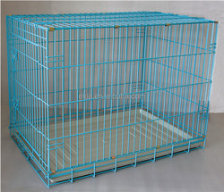 Pet Crate Kennel Sturdy Metal Large Dog Cage For Big dog