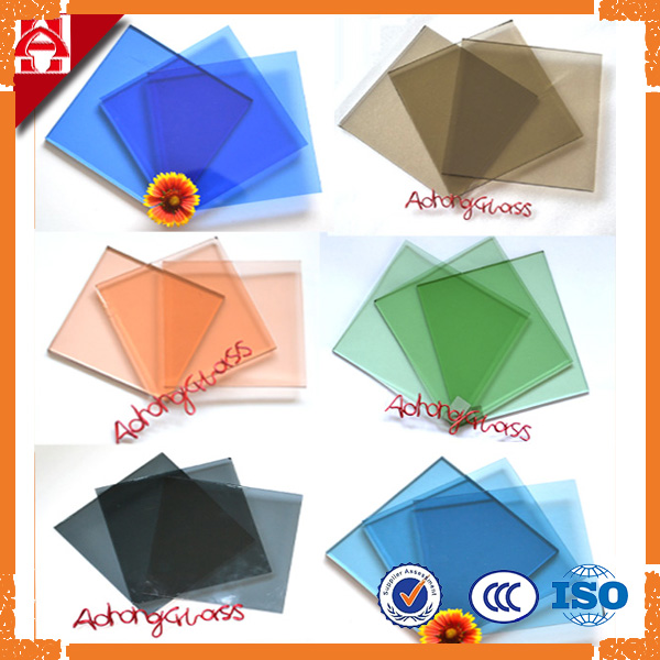 bronze blue grey green pink Factory Tinted Auto Glass
