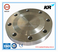 BS forged carbon steel round dn900 Chinese flange