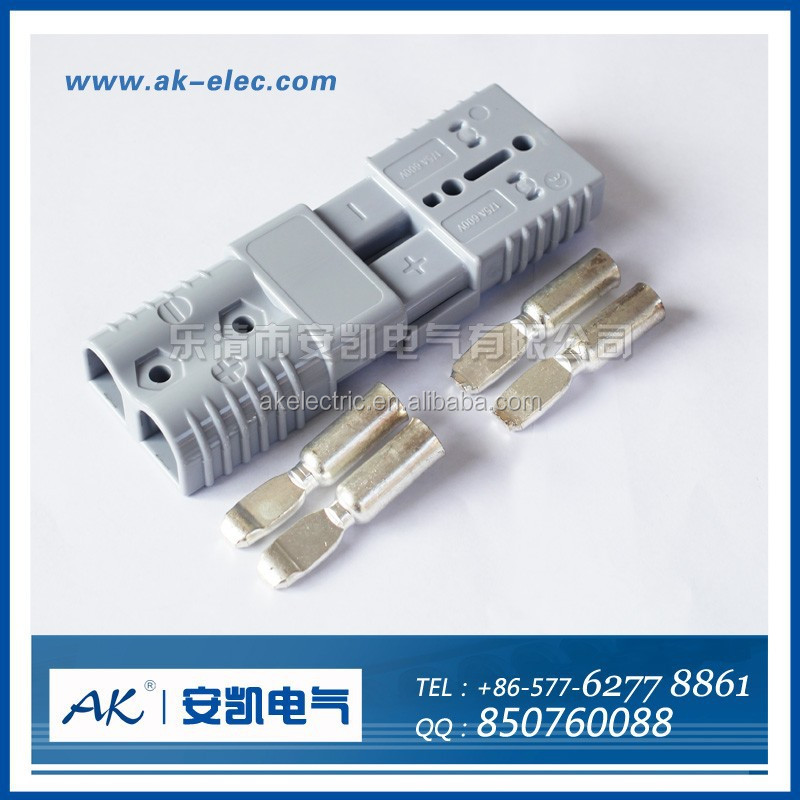 simple quick plug CHJ 50a connector
