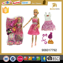 Cheap Fashion Doll Toys for Kids