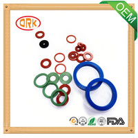 Colored high temperature resistance Silicone autoclave gasket
