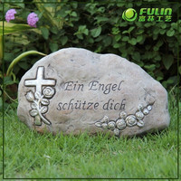 Decorative Cross Tombstones