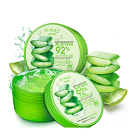 Bioaqua soothing aloe vera gel lasting moisture face cream skin care