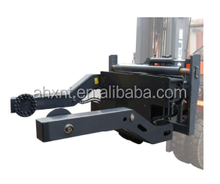 Chinese forklift attachement tyre handler clamp
