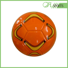 2017 Popular best-selling PVC different type soccer ball