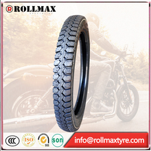 rollmax brand motorcycle tire and inner tube 3.00-17/ 3.00-18