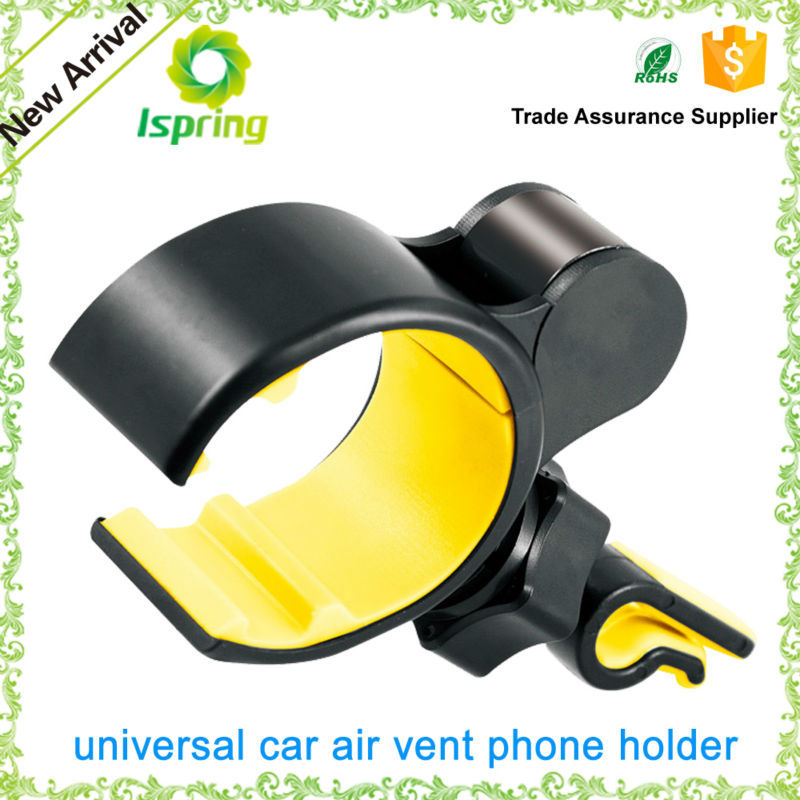 Latest High quality universal car air vent mobile phone holder