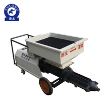 Hydro Screw Type Cement Mortar Grout Injection Pump