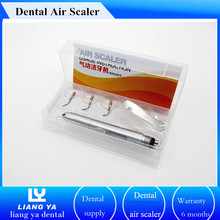 China suppliers dental clinic supply dental instrument /dental air sonic scaler with 3 tips