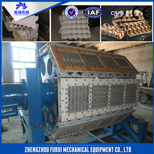 CE certificate used paper egg tray making machine/egg tray machine