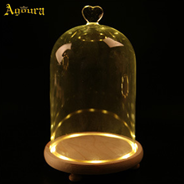 Custom Various Warm color lamp LED glass cover