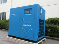 Screw air compressor 5.5kw-400kw for agency