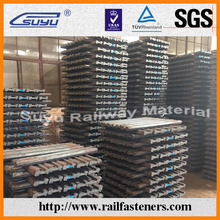 Suyu railway hot sales 4 holes or 6 holes Fish plate Joint bar