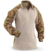 Digital camouflage military uniform military surplus dry-fire crye combat shirt