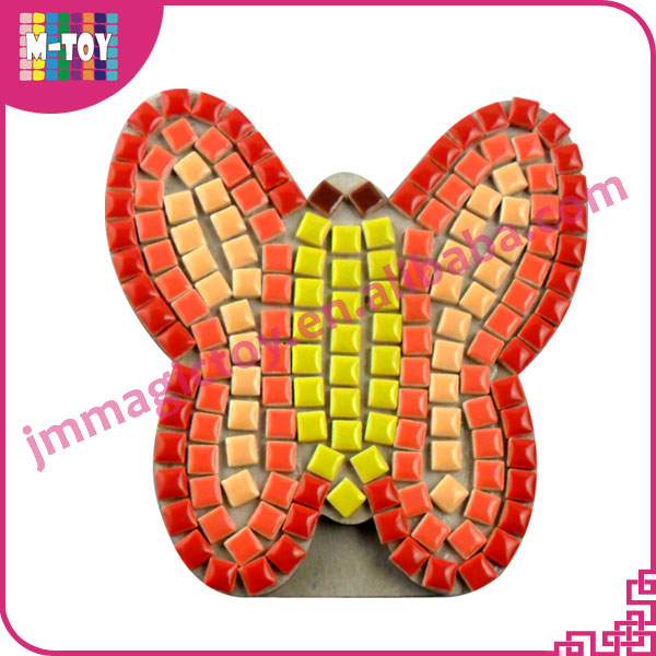 K-PAP 604 DIY Butterfly Shape Ceramic Mosaic Craft Kits